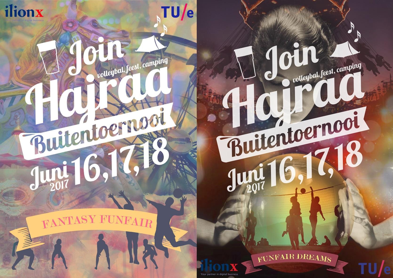 posters samen